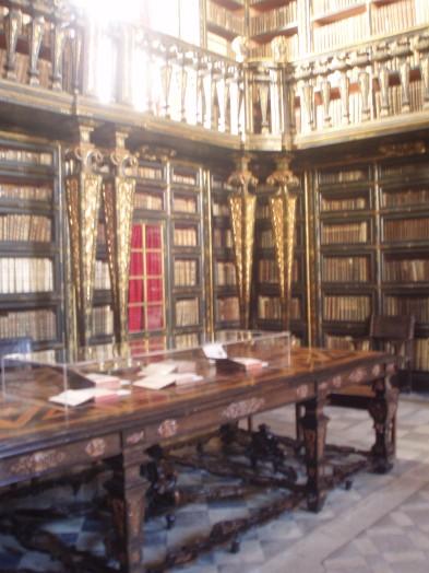 Joanine library