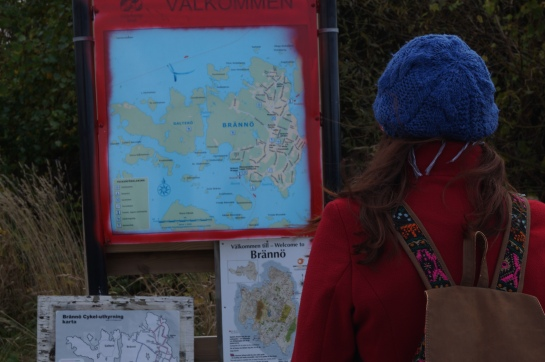 Map of Branno