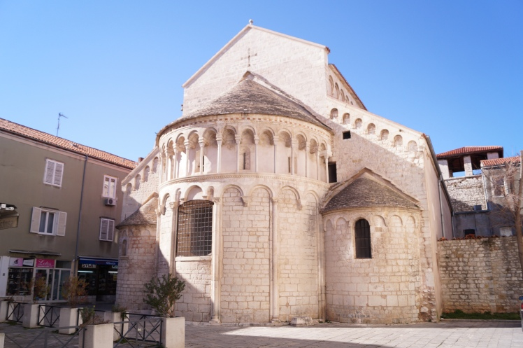 Our Church of St. Krševan (St. Chrysogonus') is also a monastery church and Benedictine monastery. It is named after patron saint of Zadar and it was built in 1175.