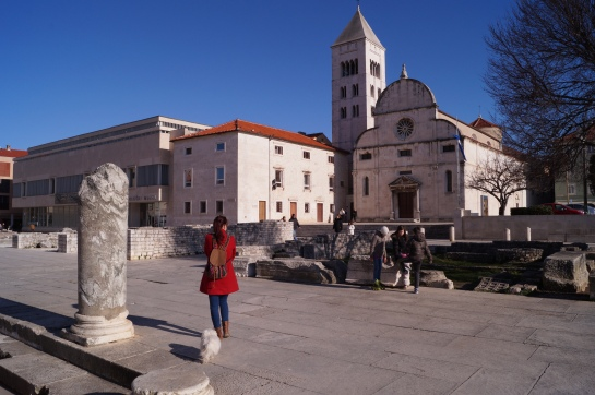 St. Mary Church is very old. It was founded in 1066 and it belongs to a closed order of Benedictine nuns. While you are there visit Exhibition of Religious Art - The silver and gold of the city of Zadar.