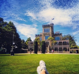 One of a kind: Larnach Castle